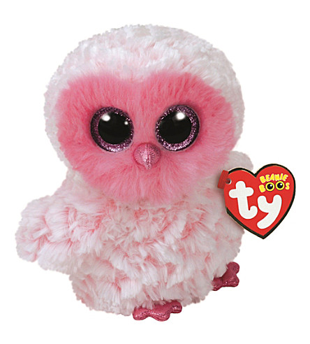 TY Twiggy Beanie Boo Buddy soft toy