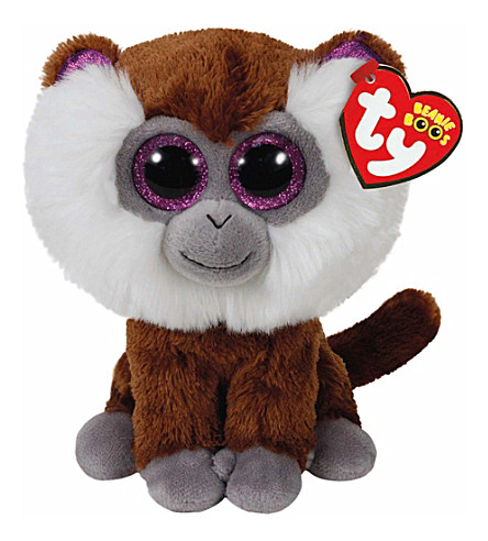 TY Beanie Boo Tamoo the Monkey plush toy