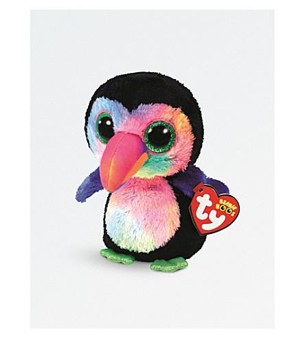 TY Beaks beanie boo toy