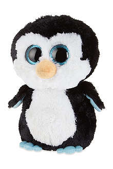 TY Beanie boos waddles penguin plush