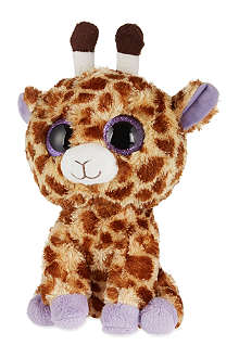 TY Beanie Boos Safari plush