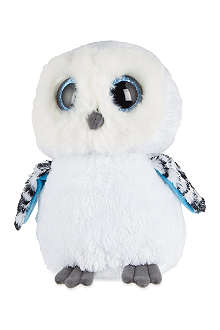 TY Beanie Boo Spells snowy owl plush