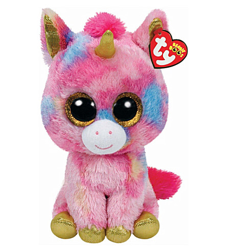UNICORN UNIVERSE Fantasia boo buddy toy