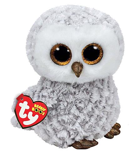 TY Owlette beanie boo buddy