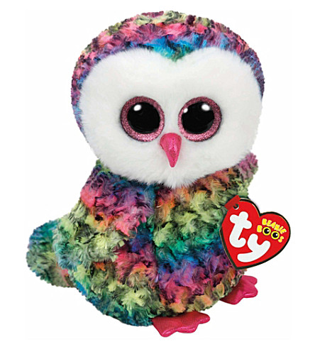 TY Owen boo buddy soft toy 24cm