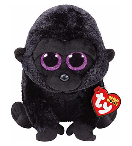 TY George boo buddy soft toy 24cm