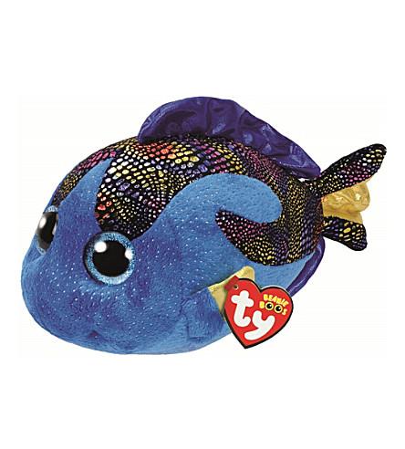 TY Aqua Beanie Boo Buddy soft toy