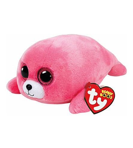 TY Pierre seal beanie boo 15cm