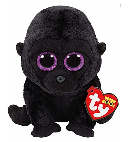 TY George the gorilla beanie boo