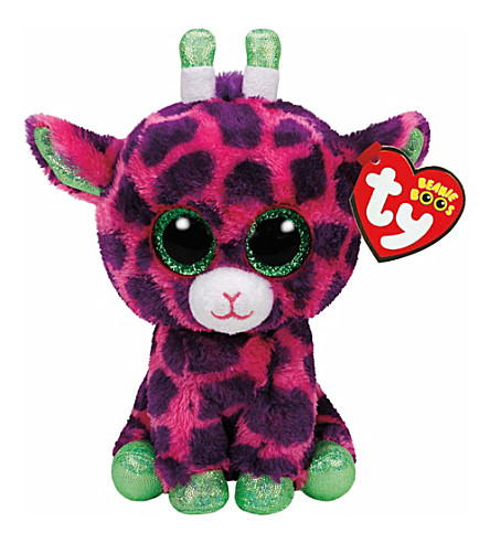 TY Gilbert beanie boo soft toy 15cm