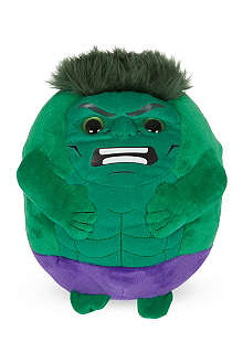 MARVEL AVENGERS Beanie Ballz The Incredible Hulk ball