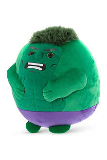 TY Beanie Ballz The Incredible Hulk