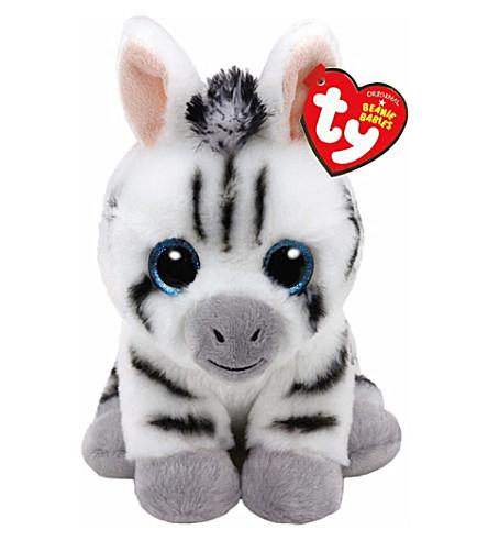 TY Stripes Beanie Baby 15 cm