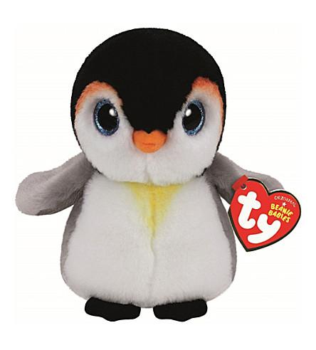 TY Classic Pongo penguin soft toy 25cm