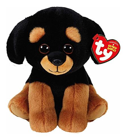 TY Trevour dog beanie baby