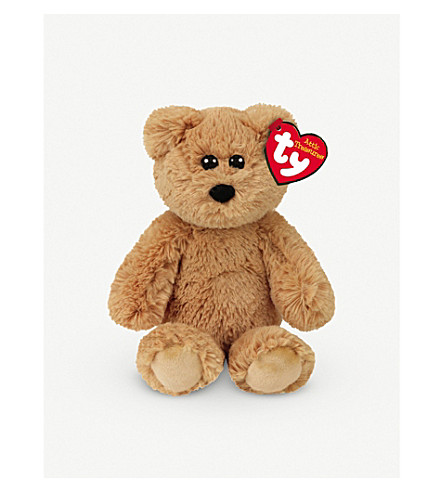 ATTIC TREASURES Ty Humphrey the bear plush beanie baby 15cm