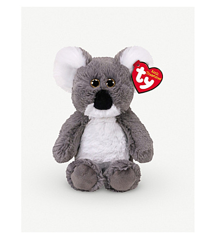 ATTIC TREASURES Ty Oscar the Koala plush beanie baby 15cm