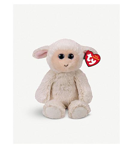 ATTIC TREASURES Rachel the Lamb Beanie Buddy 21cm