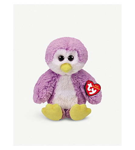ATTIC TREASURES Gordon the Penguin Beanie Buddy 21cm