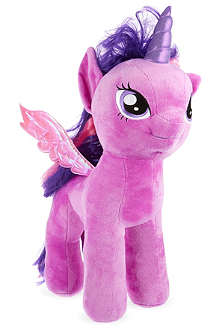 TY My Little Pony Twilight Sparkle beanie