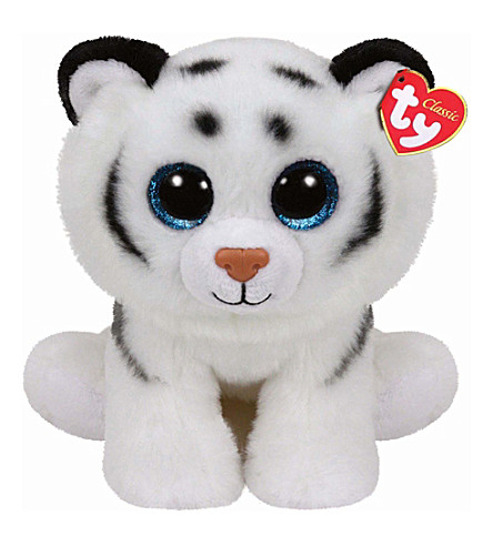 TY Tundra tiger beanie baby large
