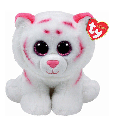 TY Tabor tiger beanie babies