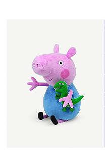 PEPPA PIG Peppa Pig George Beanie Baby 33cm
