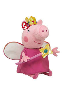 PEPPA PIG Peppa Pig Princess Beanie Baby 38cm