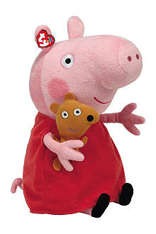 PEPPA PIG Peppa Pig Beanie Baby soft toy 56cm