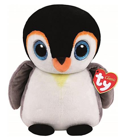 TY Classic Pongo Penguin soft toy