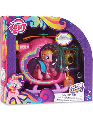MY LITTLE PONY Pinkie Pie's rainbow helicopter