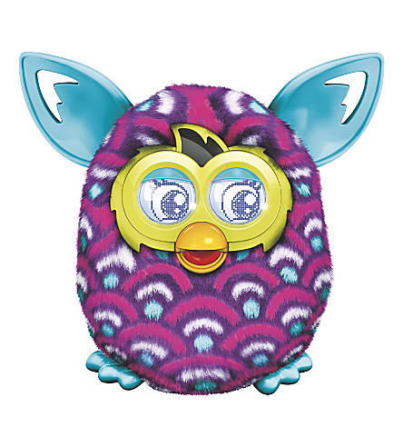 FURBY Sunny Purple Waves Furby Boom