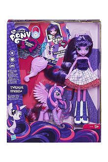 MY LITTLE PONY My Little Pony Equestria Girls Princess Twilight Sparkle set