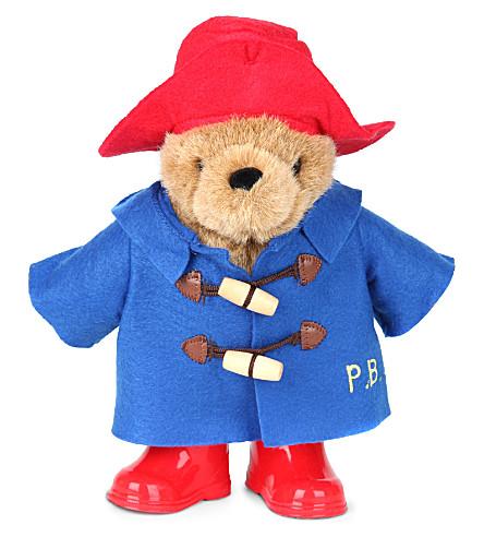 PADDINGTON BEAR Classic Paddington Bear with boots