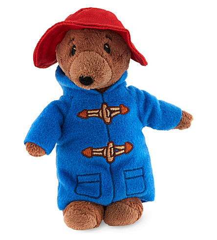 PADDINGTON BEAR Beanie toy 15cm