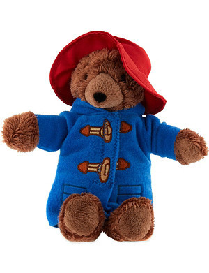 PADDINGTON BEAR Plush toy 22cm