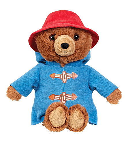 PADDINGTON BEAR Paddington Movie soft toy