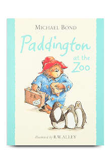 PADDINGTON BEAR Paddington At The Zoo book