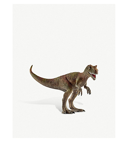 JURASSIC WORLD Allosaurus dinosaur figure 15cm