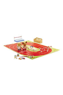 SYLVANIAN FAMILIES Sylvanian Games athletics set