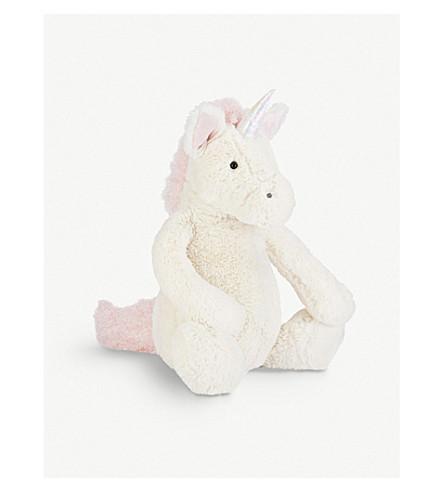 JELLYCAT 害羞的独角兽巨大柔和玩具 51 厘米