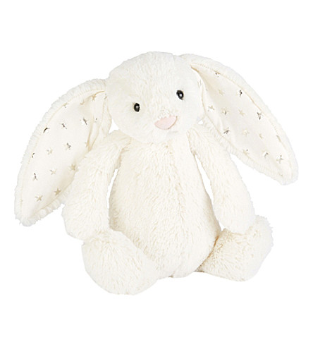 JELLYCAT Bashful Twinkle bunny large soft toy 36cm