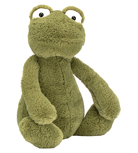 JELLYCAT Bashful Frog medium 31m