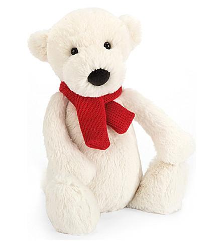 JELLYCAT Bashful polar bear medium soft toy