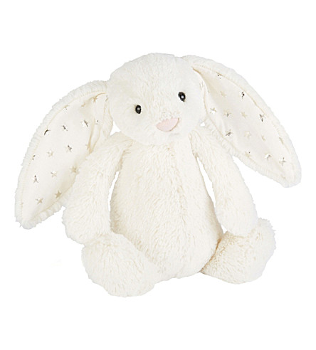 JELLYCAT Bashful plush twinkle bunny 31cm
