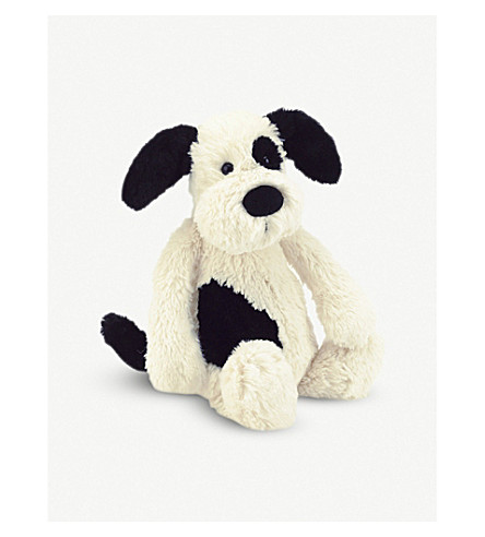 JELLYCAT Bashful patch puppy