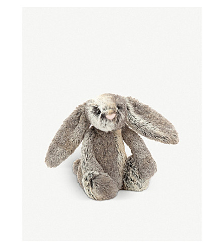 JELLYCAT Bashful cottontail bunny soft toy small 18cm