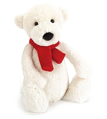 JELLYCAT Bashful polar bear small soft toy