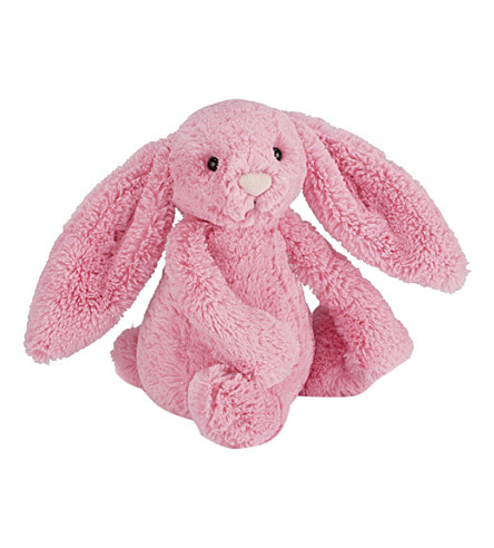 JELLYCAT Bashful sorbet bunny small soft toy 18cm