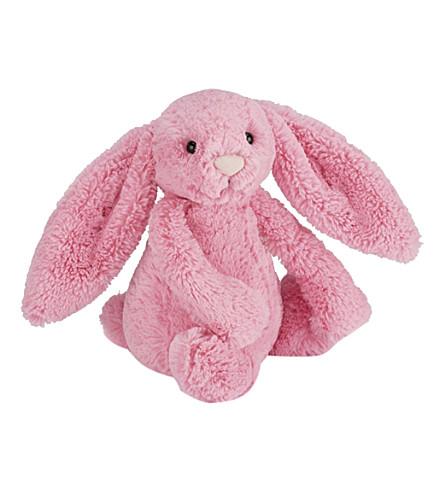 JELLYCAT 害羞的冰淇淋兔子小柔和玩具18厘米